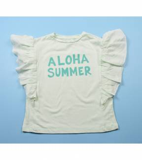 TRICOU ALOHA SOMER 10 ANI ZARA SECOND