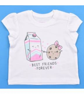 TRICOU BEST FRIENDS PRIMARK 12-18 LUNI NOU