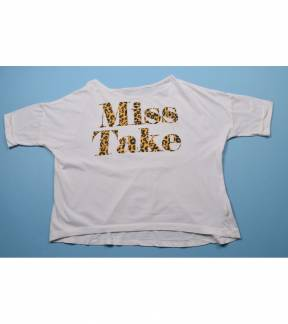 TRICOU MISS TAKE LEFTIES 11-12 ANI NOU