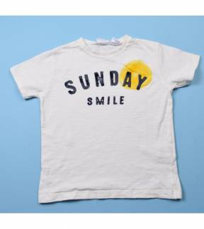 TRICOU SUNDAY ZARA 3-4 ANI SECOND